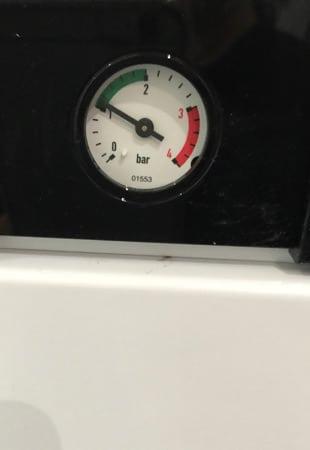 Sealed system gauge