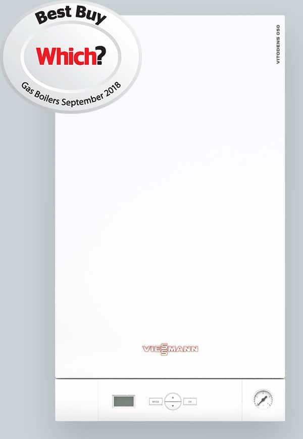 Vitodens 050-W Gas Boiler