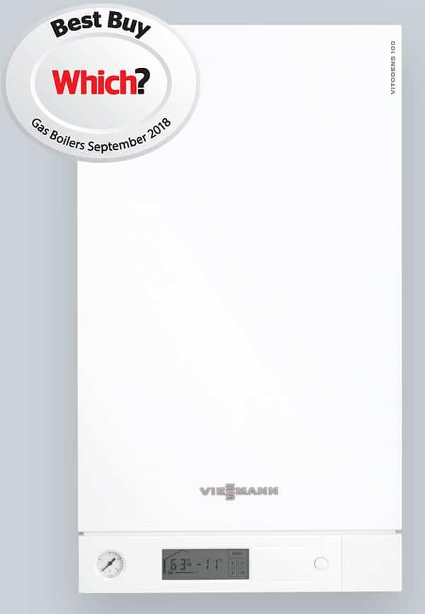 Vitodens 100-W Gas Boiler