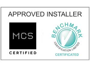 Clarity Heating are MCS certified and Benchmark certificated workforce
